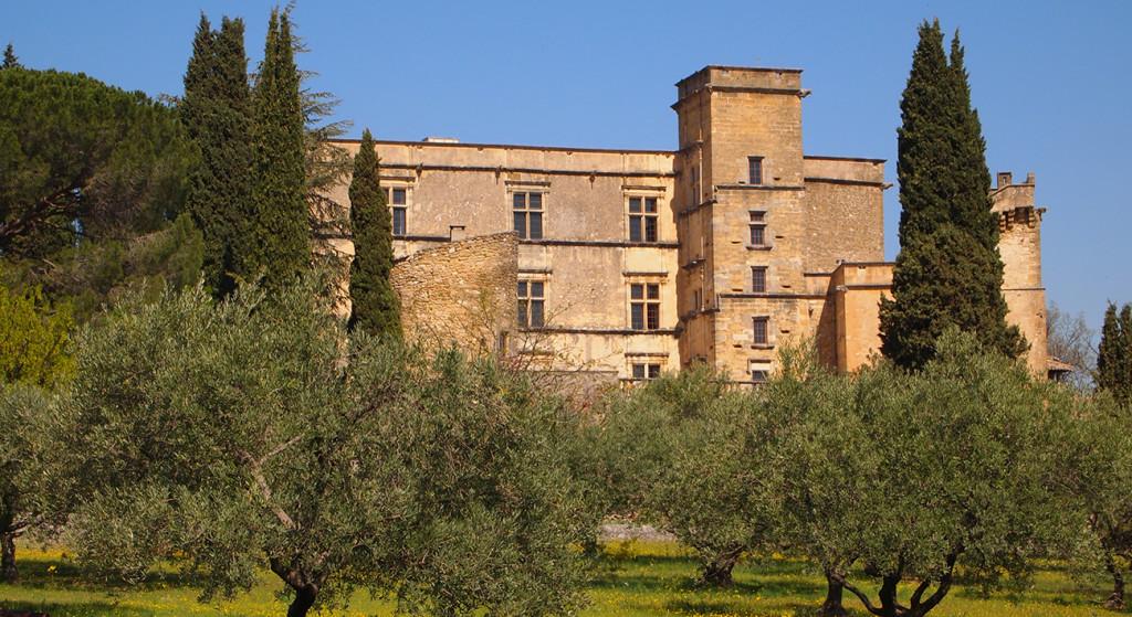 Chateau historique 1