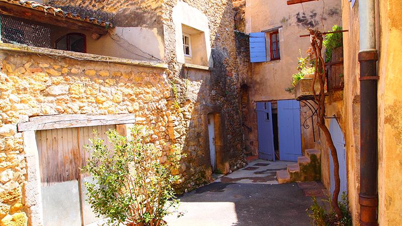 Village Lourmarin 2