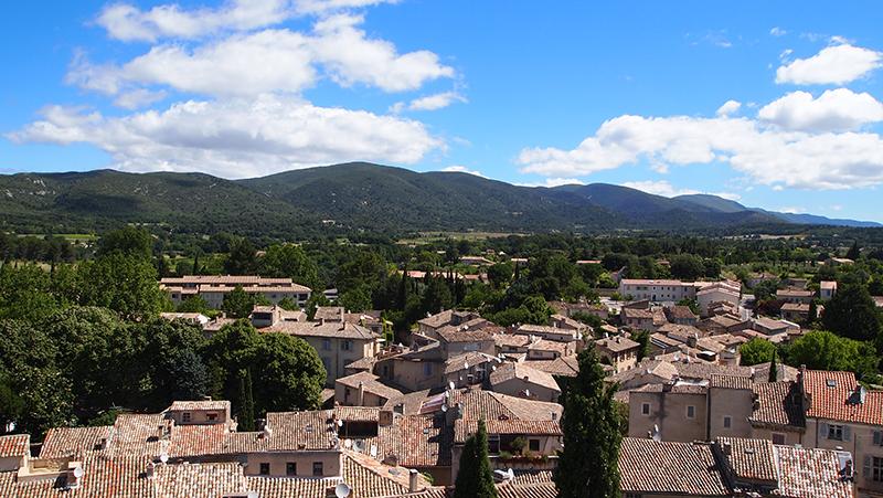 Village Lourmarin 1